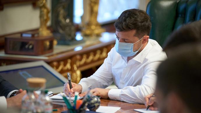 Зеленський вніс до парламенту законопроєкт про деолігархізацію: він діятиме 10 років