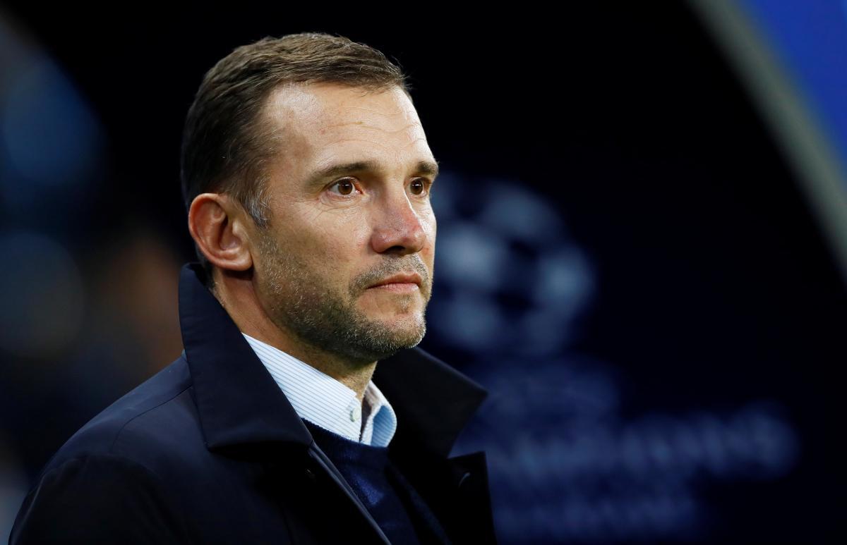 Шевченко прокоментував заяву Росії щодо форми збірної України для Євро-2020