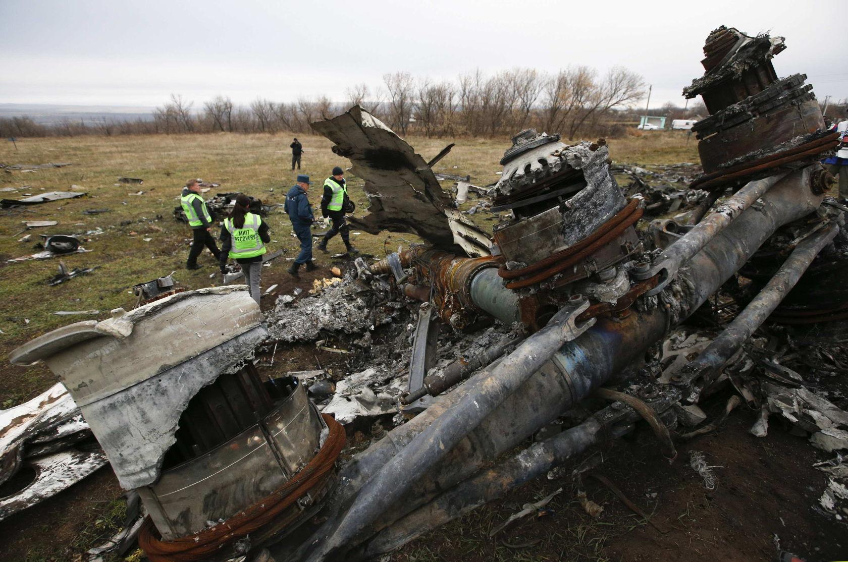 """Справа Boeing 777: у суді озвучили нові записи розмов бойовиків """"ДНР"""" про """"Бук"""""""