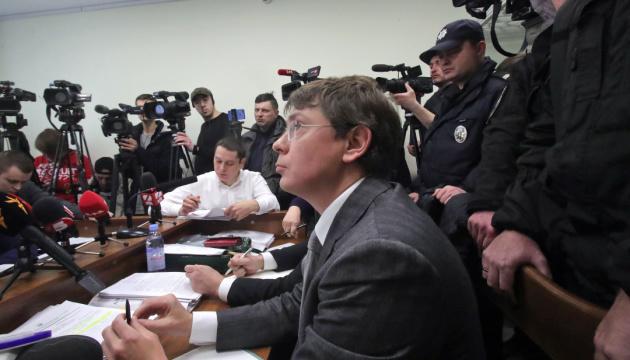 Підозрюваний у розкраданні екснардеп Крючков прийшов п'яним на засідання суду (відео)