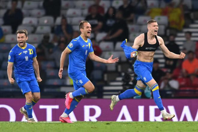 Історична перемога: збірна України на останніх хвилинах виборола путівку до 1/4 фіналу Євро-2020