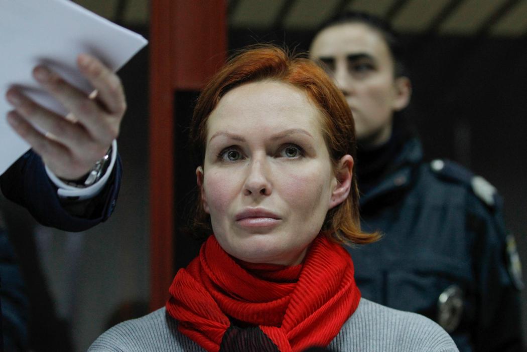 Підозрювана у справі Шеремета Кузьменко прокоментувала відставку Авакова