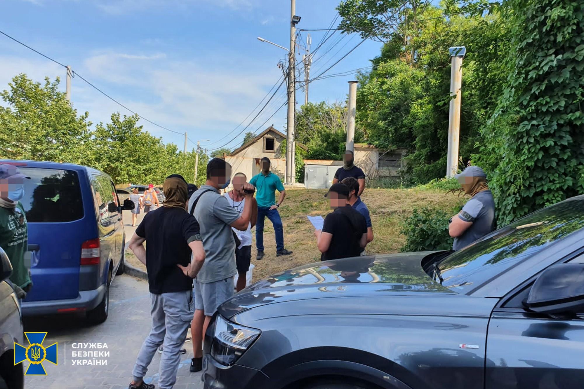 Замах на заступника голови АРМА: СБУ викрила причетних до нападу