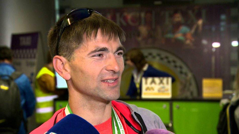 Українського легкоатлета виключили з олімпійської збірної після критики ФЛАУ
