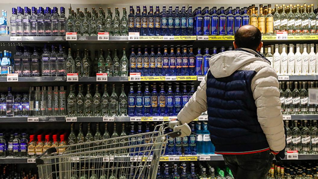 В Україні можуть заборонити продаж алкоголю і тютюну в супермаркетах