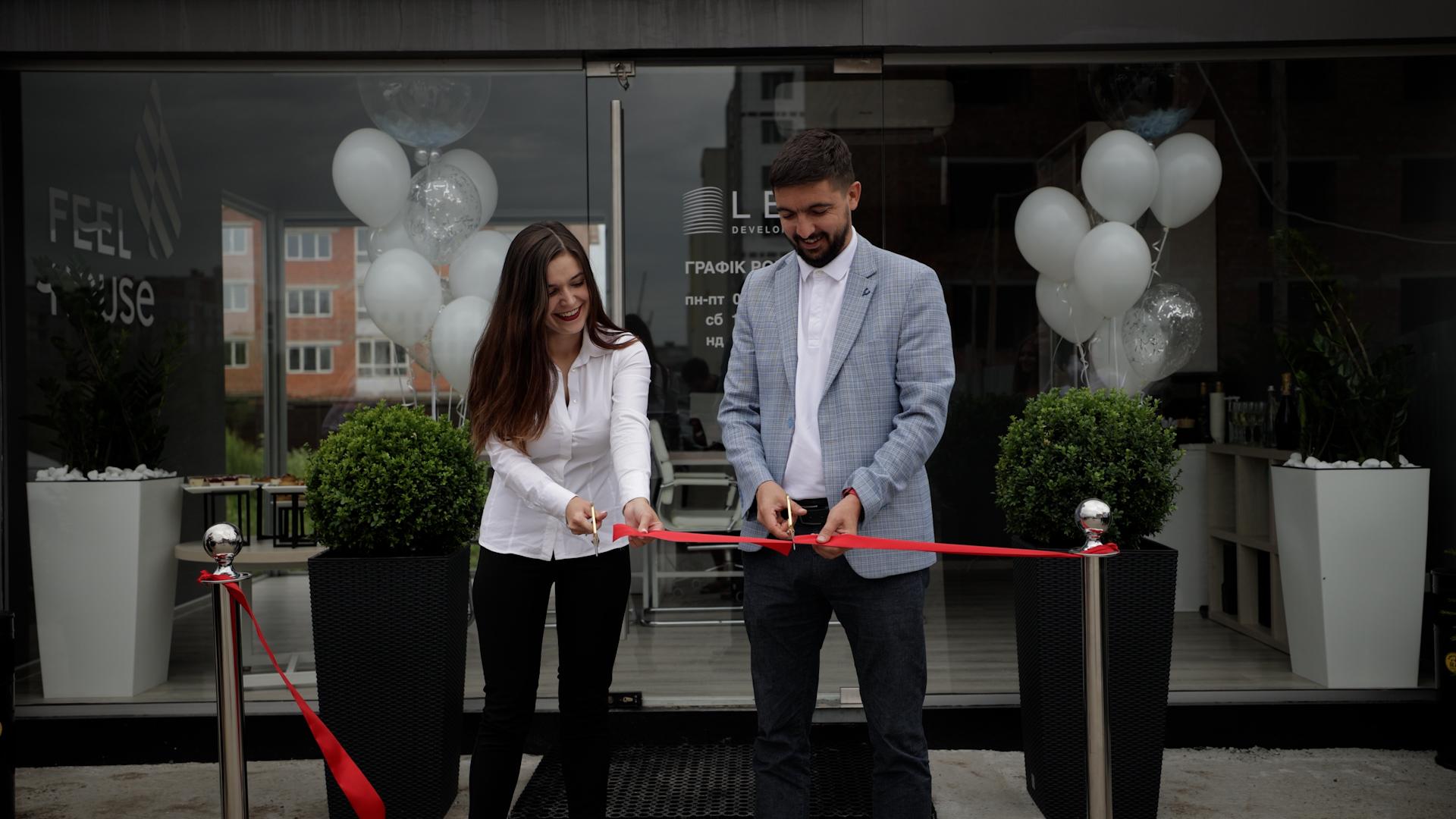 Відкриття нового відділу продаж: у Сокільниках збудують сучасний житловий комплекс (відео)