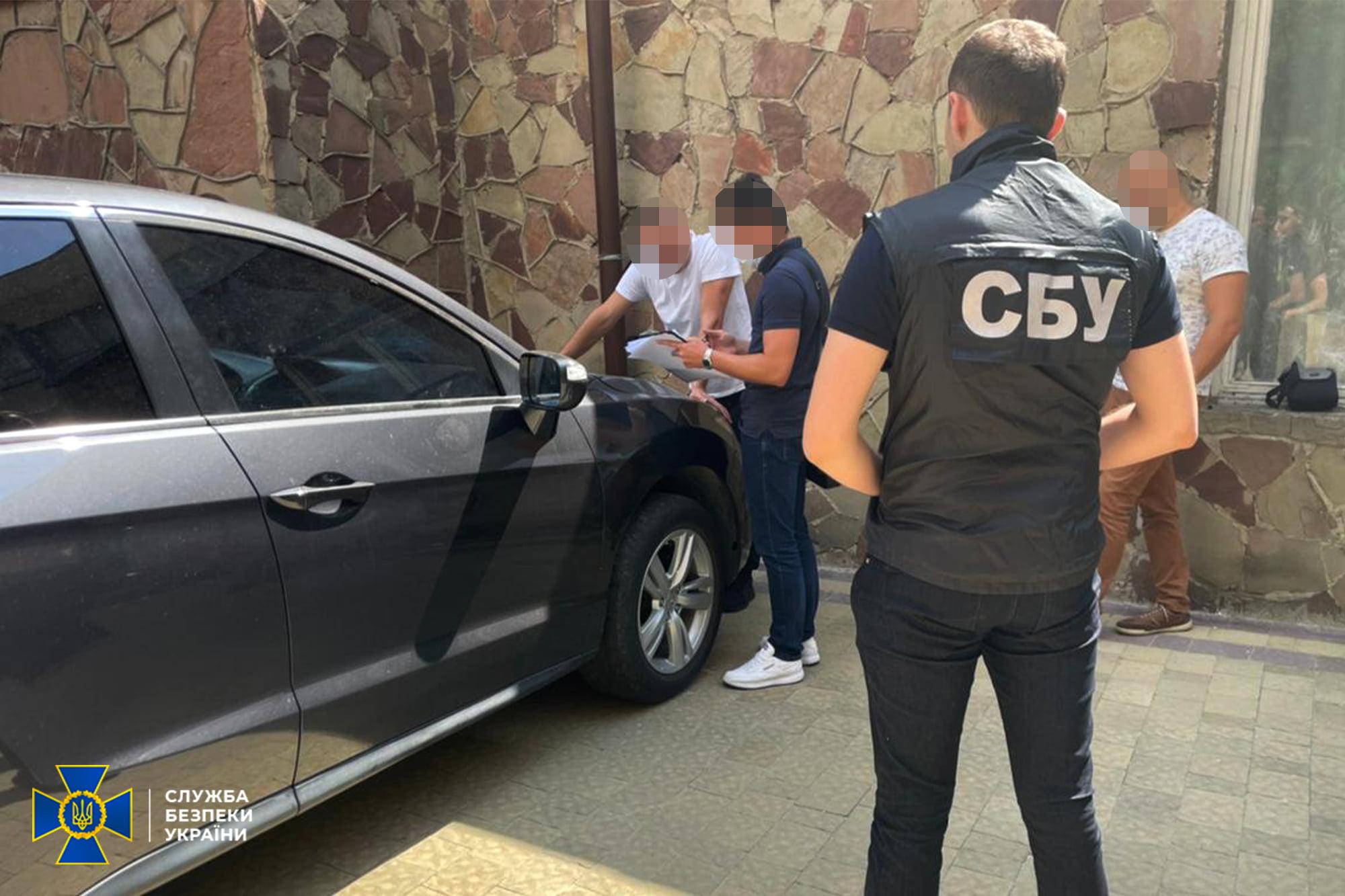 У Львові СБУ викрила на хабарі офіцера військової частини