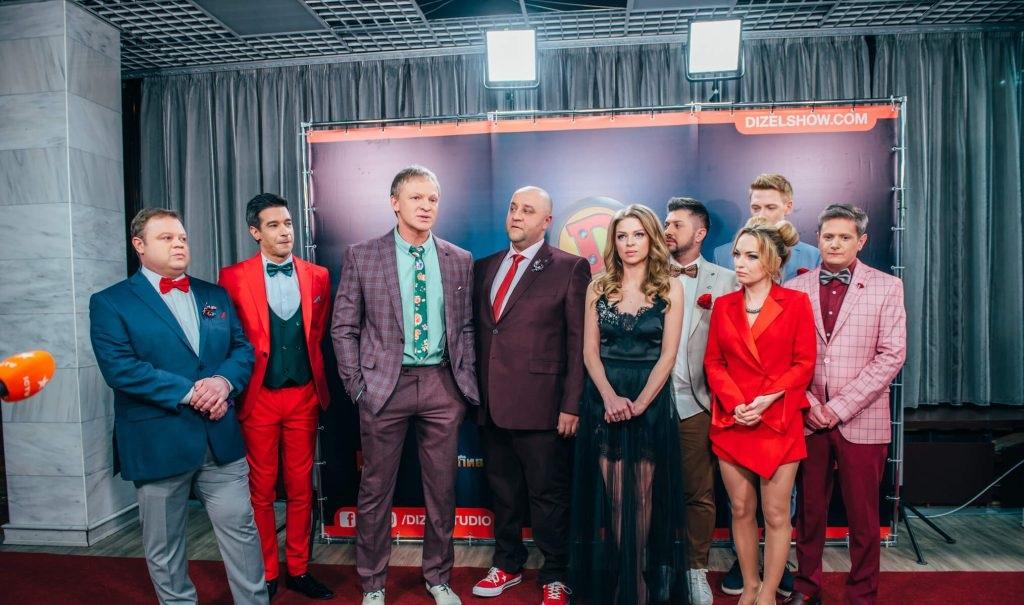 """Скандал у """"Дизель шоу"""": актори відповіли на звинувачення в расизмі та гомофобії (відео)"""