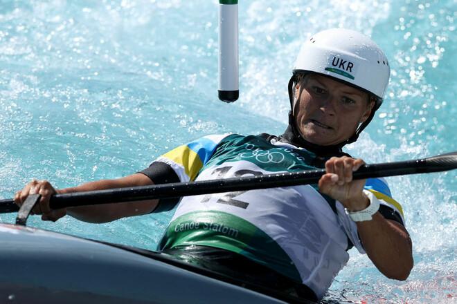 Українська веслувальниця Ус виступила у двох фіналах на Олімпіаді-2020