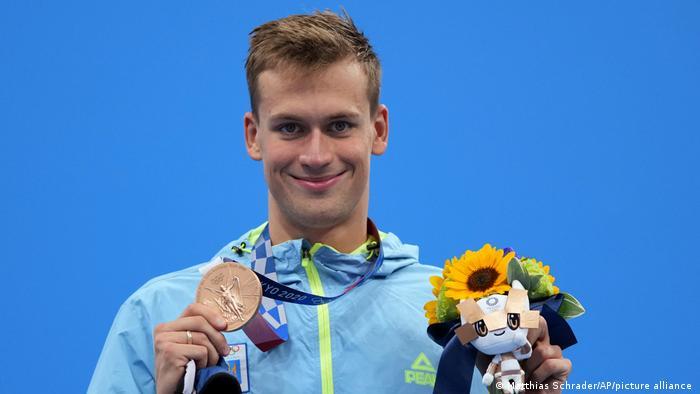 Українські плавці Романчук та Фролов знову пройшли у фінал Олімпіади-2020