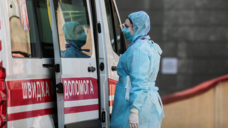 За минулу добу в Україні зареєстрували 962 нових випадки COVID-19