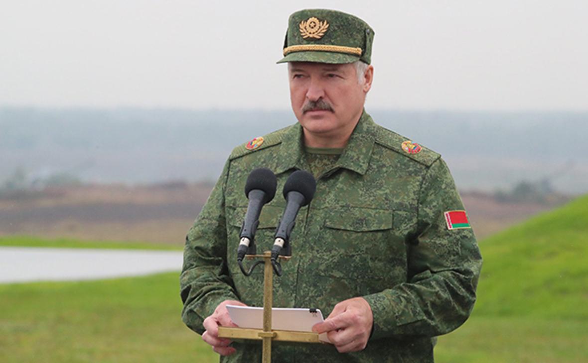 Лукашенко планує розмістити ракетні комплекси на кордоні з Україною