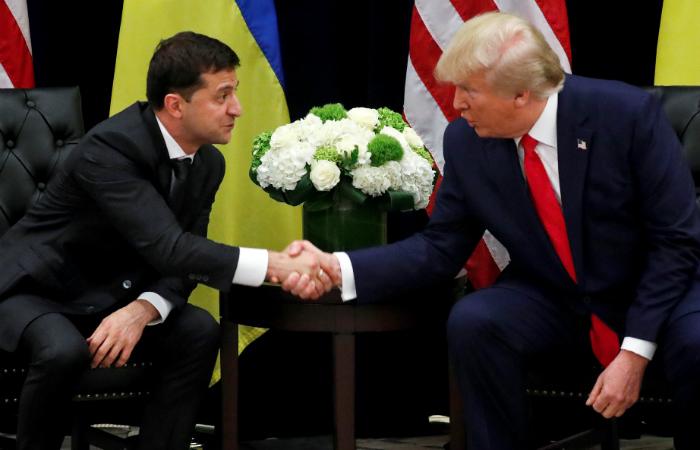 """""""Це не Роберт де Ніро"""": Зеленський розповів, про тиск Трамп під час зустрічі у 2019 році (відео)"""
