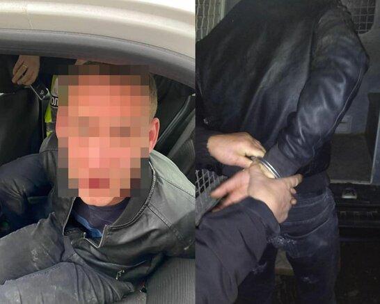 У Львові під час затримання чоловік напав на двох поліцейських