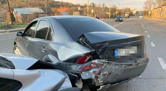 У водія який спричинив ДТП у Львові, виявили у 13 разів перевищену норму алкоголю в крові