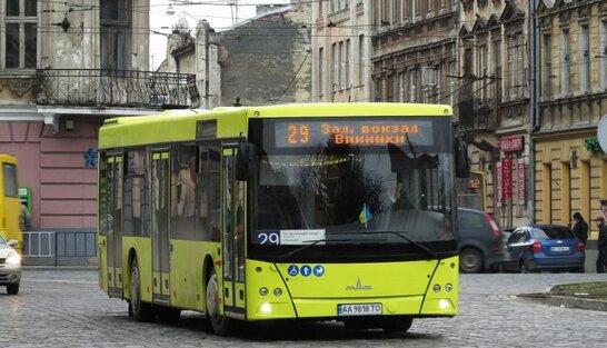 У Львові відновили безкоштовний проїзд для пільговиків у громадському транспорті