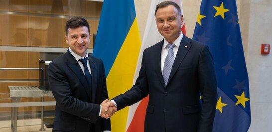 У Варшаві підтвердили візит: 3 травня Зеленський відвідає Польщу