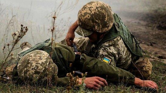"""Доба на Донбасі перед Великоднем: проросійські бойовики 12 разів порушили режим """"тиші"""""""
