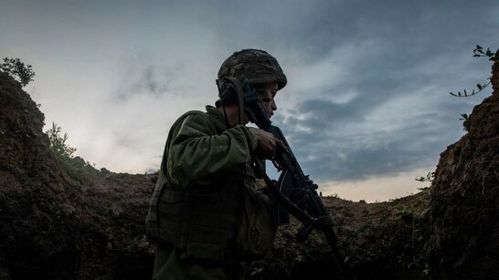 """На Великдень бойовики лише один раз порушили режим """"тиші"""" на Донбасі"""