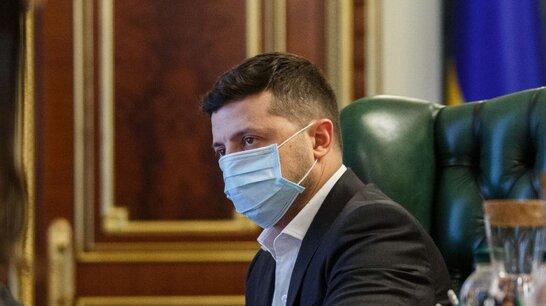Зеленський заявив, що в Україні ситуація з коронавірусом покращується, однак потрібно більше щеплень