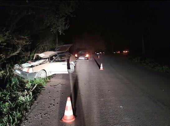 Вбив свою дружину: на Львівщині водій під дією наркотичних засобів скоїв смертельну ДТП
