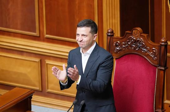 """""""Мінус Медведчук"""": Зеленський заявив, що кількість олігархів в Україні зменшилась"""