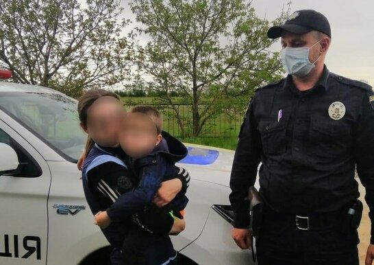 Втомився та заснув у шафі: на Миколаївщині знайшли трирічну дитину (фото)