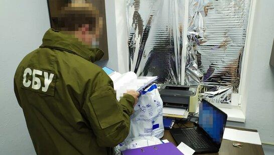 На Сумщині СБУ викрила орендатора місцевої ТЕЦ, який вкрав 40 млн гривень (фото)