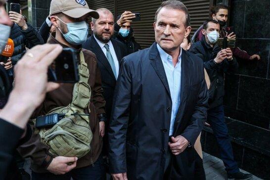 Суд залишив Медведчука під цілодобовим домашнім арештом