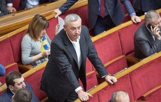 Вперше в Україні народного депутата судитимуть за кнопкодавство (відео)