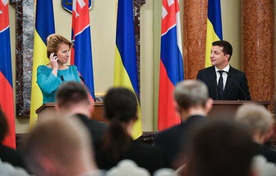 """Президентка Словаччини візьме участь у першому саміті """"Кримської платформи"""""""