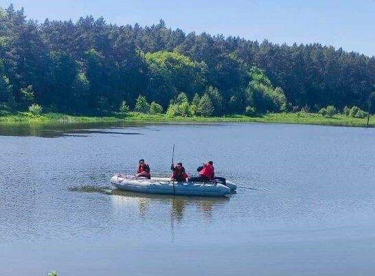 На Львівщині в озері втопився 15-річний школяр (фото)