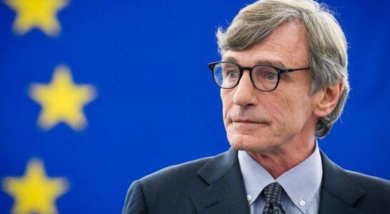 Глава Європарламенту закликав посилити санкції проти Росії