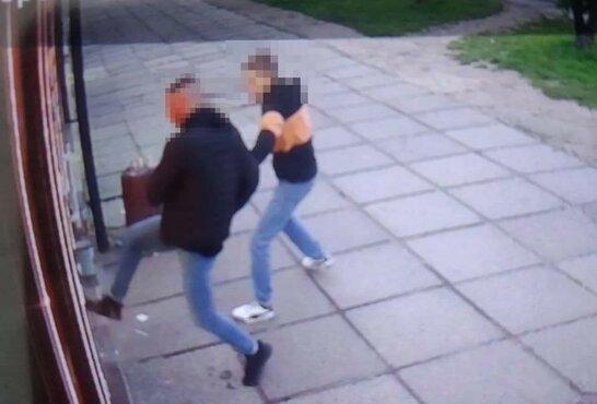 Поліція Львова затримала двох хуліганів, які розтрощили магазин на Сихові (фото)