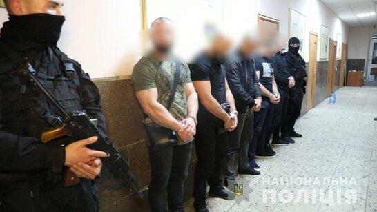 Викрадення, розбій та наркотики: поліція затримала злочинну банду на Закарпатті (відео)