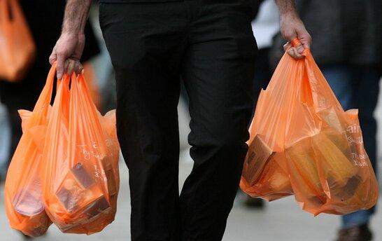 Верховна Рада заборонила використання пластикових пакетів в Україні