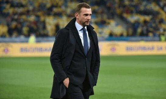 Шевченко оголосив остаточний склад збірної України на Євро-2020