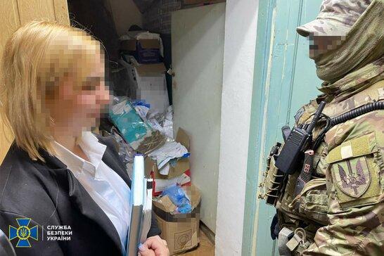 На Одещині поліцейська вкрала з речових доказів півкілограма кокаїну та продавала його (фото)