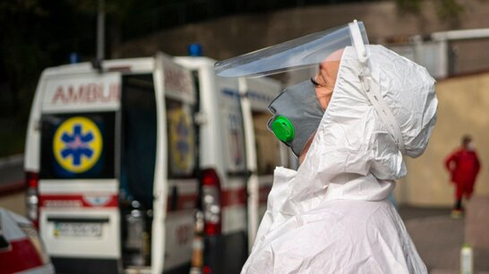 В Україні за добу - 535 нових випадків зараження COVID-19