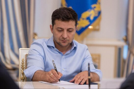 Зеленський підписав закон: в Україні змінились правила кредитування для мешканців зони АТО та ООС