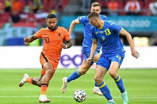 Збірна України програла Нідерландам з рахунком 2:3