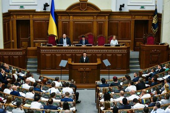 Розпуск Верховної Ради України: Зеленський не бачить в цьому ніякого сенсу