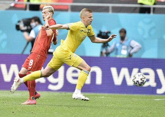 Перемога України: матч з Північною Македонією завершився з рахунком 2:1