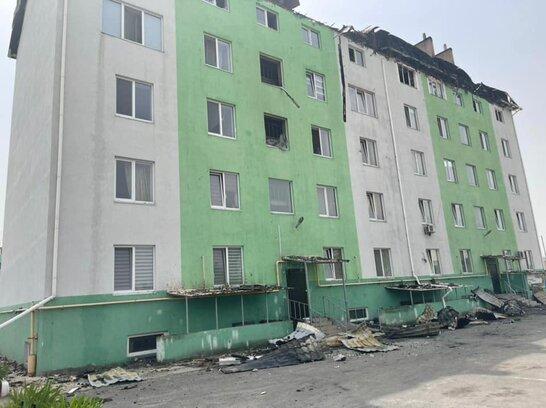 Вбивство у Білогородці: підозрюваний зізнався, що вбив сусіда у стані афекту через гараж (відео)