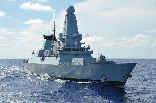 Флот Великої Британії продовжить ходити біля берегів окупованого Криму