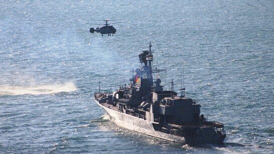 """У Чорному морі стартували військові навчання """"Sea Breeze 2021"""" (фото)"""