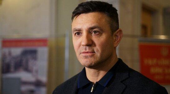 Чергова бійка у Верховній Раді: Тищенко побився з колегою Куницьким в їдальні парламенту (відео)