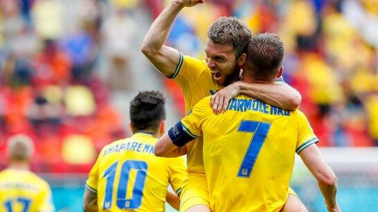 Троє українських футболістів увійшли у топ-20 найкращих гравців Євро-2020
