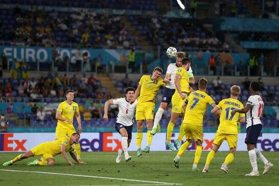 Збірна України залишає Євро-2020: матч із Англією закінчився поразкою