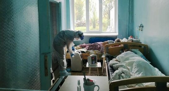 В Україні за добу понад 500 нових хворих на COVID-19